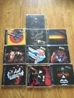 Judas Priest BUNDLE 10 IN TØT INCL: Eye In Japan,killing Machine,stained Glass