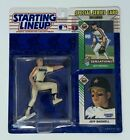 Starting Lineup Jeff Bagwell 1993 action figure  and Young Sensations card