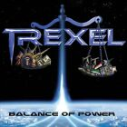 TREXEL CD - Balance Of Power  1991  AOR / MELODIC HARD ROCK  indie  MINT