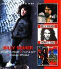 SEALED NEW CD Billy Squier - Enough Is Enough + Hear & Now + Creatures Of Habit