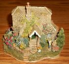 Lilliput Lane Cottage The Stonemason British Collection 1998 wDeed L2140 Figure