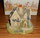 1989 Lilliput Lane Cottage Kinlochness Scottish Collection Signed With Box 494