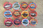 Flamingo Hilton American Classic Car Limited Edition SN 5 Chips