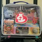 OFFICIAL CLUB PLATINUM EDITION II 1999 Membership Kit - Ty Beanie Babies  NEW