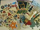 HUGE Christmas Themed Scrapbook Card Making Crafting Lot Amazing