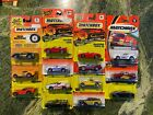Lot of 14 1991 01 Matchbox Mustangs IMSA Cobra Jet Mach III Boss No Dups 215