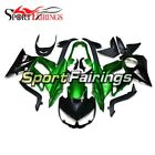 ABS Injection Green Black Fairing Kit For 2010 11 12 13 14 15 Kawasaki Z1000S