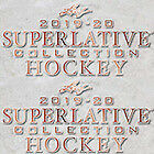 2019-20 Leaf Superlative Collection Hockey Hobby Box
