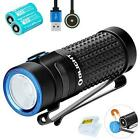 Olight S1R II Mini Torch 1000 lumens 138 Meters CW LED Compact EDC Torches