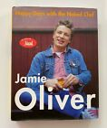 Jamie Oliver Signed Happy Days with the Naked Chef 1st Edition 1st Printing
