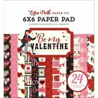 Echo Park Be My Valentine Collection 6 x 6 Paper Pad