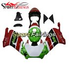 Racing White Green and Red ABS Bike Fairing For 1998 99 00 01 2002 Aprilia RS250