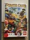 L@@K FACTORY SEALED 2010 LEGO PIRATE CODE GAME #3840 ** Brand-new **