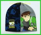 BNWT Ben Ten hat Ben 10 boys kids cartoon Beanie dual layers new release