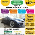 2014 BLUE BMW M4 30 DCT 431 BHP PETROL AUTO CONVERTIBLE CAR FINANCE FR 133 PW