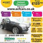 2016 BLACK BMW X5 30 XDRIVE40D M SPORT DIESEL AUTO 4X4 CAR FINANCE FR 125 PW