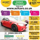 2012 RED BMW M5 44 M PERFORMANCE EDITION 560 BHP SALOON CAR FINANCE FR 121 PW