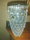 Beautiful Waterford Crystal 11 HONEY VASE Mint New in Box with Stickers