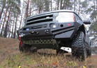 LAND ROVER DISCOVERY III 3 and IV 4 04 15 FRONT STEEL BUMPER WINCH OFF ROAD