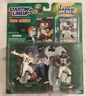 DICK BUTKUS CHICAGO BEARS JUNIOR SEAU CHARGERS CLASSIC DOUBLES STARTING LINEUP