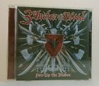 3 Inches Of Blood - Fire Up the Blades CD 2007 Roadrunner Records - Exc. Cond.