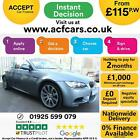 2008 GREY BMW M3 40 V8 DCT PETROL AUTO 2DR CONVERTIBLE CAR FINANCE FR 115 PW
