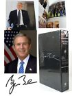 George W Bush DECISION POINTS Signed Limited First Deluxe Edition Sealed VF