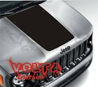 Vinyl hood decal compatible with Jeep Renegade 2015 2020  Solid decal