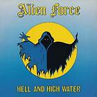Alien Force - Hell and High Water - ID3z - CD - New
