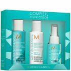 Moroccanoil Complete Your Color Set(shampoo,conditioner,protect spray) $25 msrp