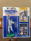 Starting Lineup Super Star Ken Griffey Jr. Action Figure w/ Rookie Card 1990