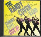 THE RANDY COVEN BAND-SAMMY SAYS OUCH OOP HARD ROCK/METAL CD SIGNED BY RANDY