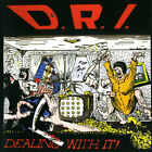 Dirty Rotten Imbeciles D.R.I. - Dealing With It CD Punk Album DRI - ENHANCED