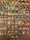 1975 Topps Mini set builder lot 60 cards Stars Hofs Team Cards Must See