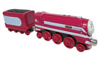 CAITLIN & Tender ~ Thomas and Friends Take N Play Along Diecast Train Engine