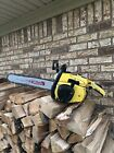 McCulloch Pro Mac 555 Chainsaw 1977-1978 Only Forestry Arborist