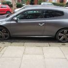 LARGER PHOTOS: VW Scirocco R Line