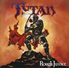 TYTAN - ROUGH JUSTICE +4 & DVD, CD 30TH ANNIVERSARY KILL AGAIN RECORDS 2016 NEW