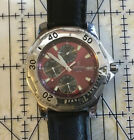 AWESOME FESTINA WATER RESISTANT 10 ATM REGISTERED MODEL COLLECTION 16054