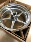 Harley Rocker C Rear Rim Wheel For fXCWC Polished Aluminum  18 x 8 Rear Rim Orig