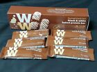 WW Weight Watchers 2 Pack of 6 Black  White Chocolate Baked Protein Bar NEW