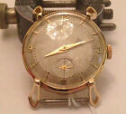 Vintage Gruen Veri-Thin 17Jewel 415 Caliber 14K Solid Gold Men's Watch