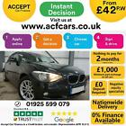 2014 BLACK BMW 116D 20 SE DIESEL MANUAL 5DR HATCH CAR FINANCE FR 42 PW