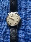 Vintage Men Zenith Sporto 40 Cal. Manual Wind Stainless Steel Case