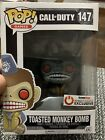 Funko Pop Games #147 Toasted Monkey Bomb Call of Duty Gamestop Exclusive 2 Figs