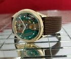 Bulova Accutron Spaceview Watch.1967.Gift Box & Extra Battery!Serviced.Free Ship