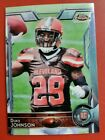 2015 Topps Chrome Football Variations Short Print Guide 147