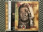 John West Earth Maker CD Japan OBI