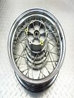 2003 02-05 Moto Guzzi California EV 1100 Vintage Rear Wheel Straight Rim Video