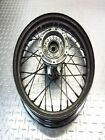 2002 02-06 Triumph Bonneville America Front Wheel Rim Video Straight 18X2.5